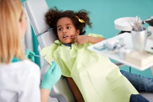 Signs your child's tooth may be bothering them from your Hillsboro kids dentist.