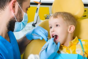 Your pediatric dentist in Hillsboro offers emergency dentistry for children.